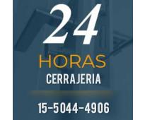 Cerrajería del automotor  en pablo nogues 11-5044-4906 a domicilio las 24 horas