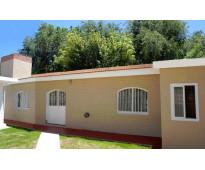Casa de alquiler en villa carlos paz para verano temporada vacaciones de verano.
