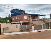 Vendo casa + hospedaje s/ruta nac 12,  corredor turístico misiones