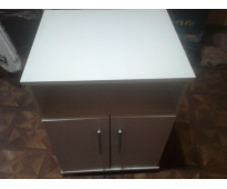 Mueble, mesa para tv, microondas, usos varios