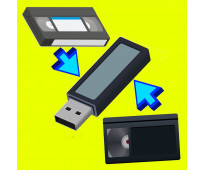 Vhs Y Vhs-c A Pendrive