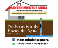 Perforaciones, pozos de agua.02246-15510654
