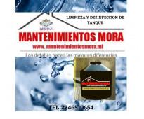 Limpieza de tanques en la costa. >02246-15510654< o >02257-15544492