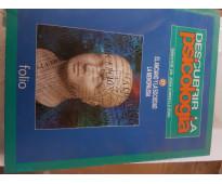 27 libros de psicologia con video casette