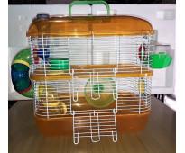 Hamstera doble piso completa