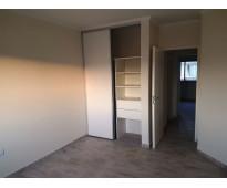 Muy lindo departamento en venta en carlos paz, a estrenar. 2 dormitorios frente