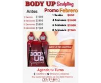 Body up sculpting doble cabezal palermo