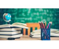 Clases particulares para estudiantes del nivel universitario