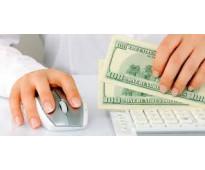 Encuestas pagadas - trabajos en línea