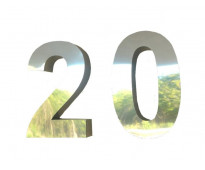 letras y numeros de acero en ituzaingo