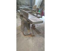 Maquinas de carpinterìa