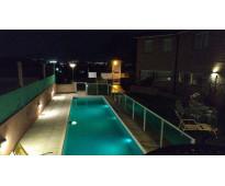 Muy linda casa en venta en villa carlos paz, barrio villa del lago, amplia, con...