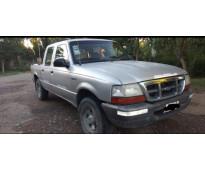 Vendo ford ranger 2001