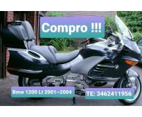 Compro bmw 1200 lt  !!!