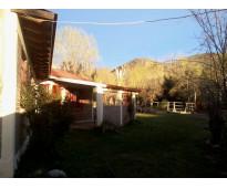 Mebdoza alquilo casa en valle de uco tunuyan manzano historico