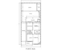 Casa de 5 ambientes en pb y pa