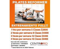 Pilates reformer en palermo