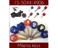 Cerrajería milena keys en jose león suarez, de auto  casa 11-5044-4906 las 24 ho