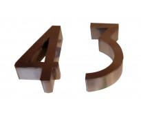 Los números mas delicados para mi casa