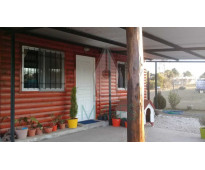 Se vende cabaña en villa quillinzo
