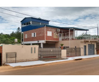 Vendo casa + hospedaje s/corredor turístico misiones