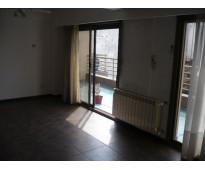 Semipiso 1 ambiente apaisado., cocina separada, balcón terraza, 8 piso