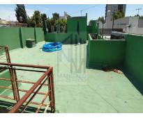 Casa 3 ambientes cochera terraza! quilmes