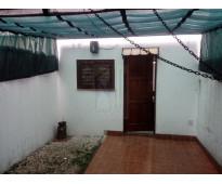 Duplex 3 ambientes cochera parrilla! quilmes
