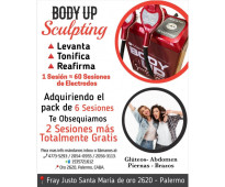 Body up sculpting  palermo!!!