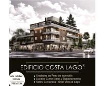 EDIFICIO COSTA LAGO - EN PLENA COSTANERA DE VILLA CARLOS PAZ, Gran Vista Al Lago...