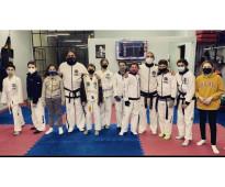 Taekwondo i.t.f villa urquiza arismendi 2686