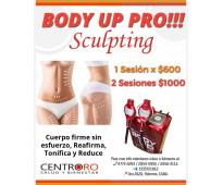 Body up sculpting en palermo