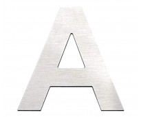 Fabricación letras acero santa fe