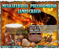 Jampi chavin  tarot oraculo