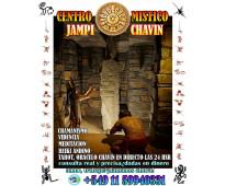 VIDENCIA TAROT MEDITACION JAMPI CHAVIN