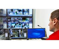 Monitoreo de alarmas para comercios y negocios - protegido 24