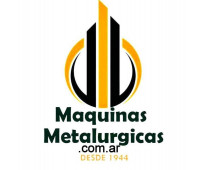 Maquinas metalúrgicas