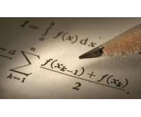Clases de matemáticas y física - liniers