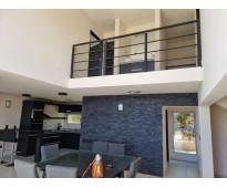 Excelente casa en venta en villa carlos paz, 2 dormitorios, pileta, vista panorá