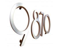 Números para casas en marco avellaneda