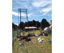 Perforaciones gutierrez. extracción de agua para hogares, industrias, empresas y