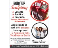 Body up sculpting / centro oro