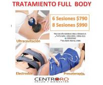 Tratamiento corporal full body