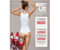 Body up sculpting- palermo