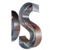 Logo con volumen longchamps