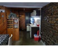 Muy linda casa estilo cabaña, en complejo con costa al rio/lago - parque siquima