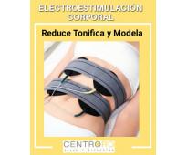 Electro estimulacion corporal