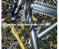 Compra de scrap, desperdicio de carburo de tungsteno