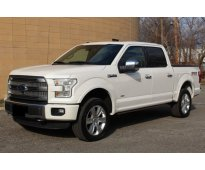 Ford f150 platinum2014