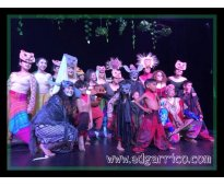 El mejor curso de verano de teatro musical
